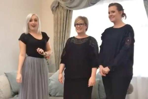 VIDEO: We Chat to Courtyard Bridal Boutique About Their Unusual Week
