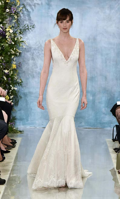 21 Stunning Looks from the Theia Catwalk at NYBFW - Bridal Buyer ...
