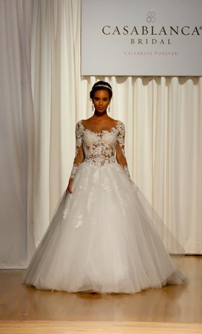 Elsie - Casablanca Bridal