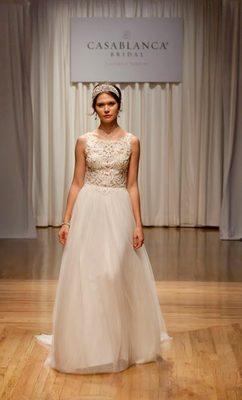 Della - Casablanca Bridal