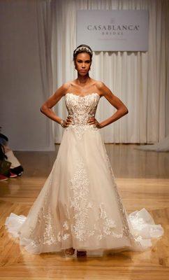 Tegan - Casablanca Bridal