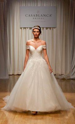 Gracie - Casablanca Bridal