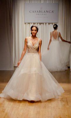 Tori - Casablanca Bridal