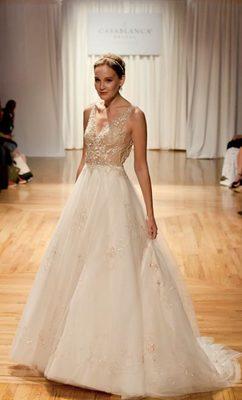 Sable - Casablanca Bridal
