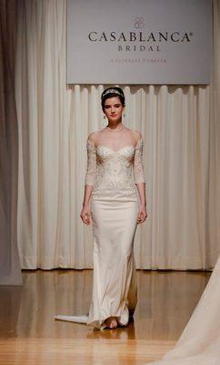 Imogen - Casablanca Bridal