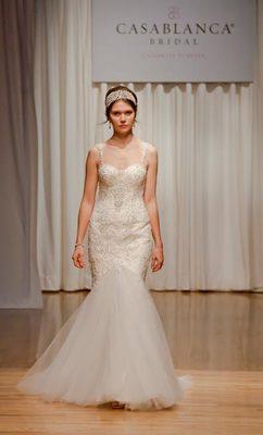 Paige - Casablanca Bridal