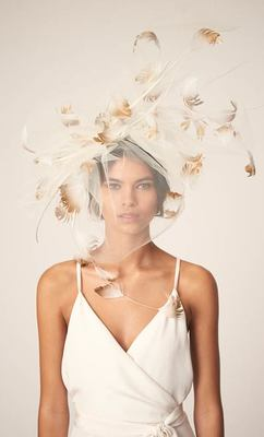 Awon Golding Millinery - Bridal - Dream Big