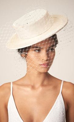 Awon Golding Millinery - Bridal - Icon