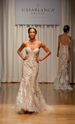 Maisie - Casablanca Bridal