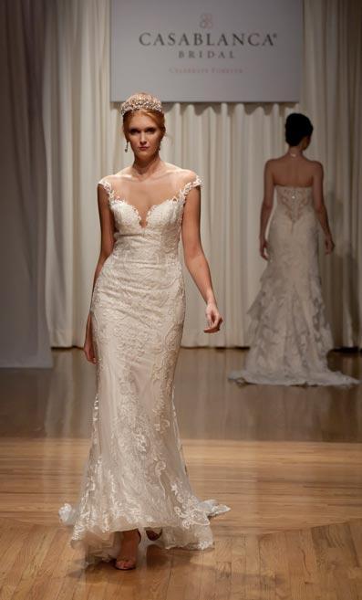 Kinsley - Casablanca Bridal