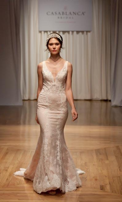 Chloe - Casablanca Bridal