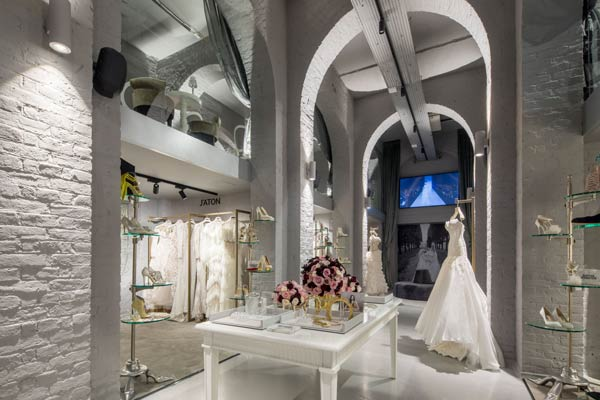 We Visited the World's First Wedding Department Store