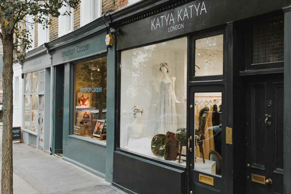 Katya Katya London Open New London Flagship Store