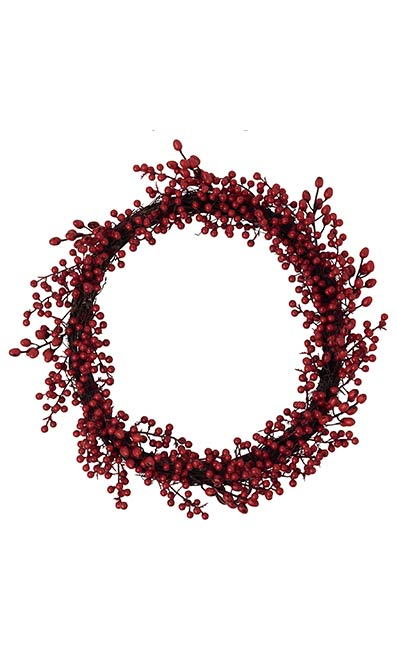 Red Berry Wreath - Marks & Spencer