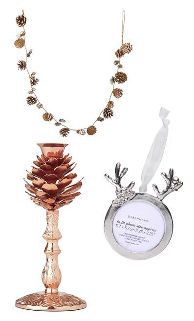 Pine Cone Garland – Amara