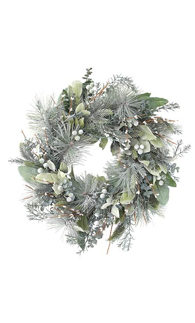 Eucalyptus Wreath - House of Fraser