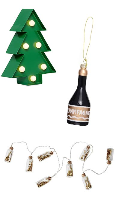 Light Up Christmas Tree – Primark