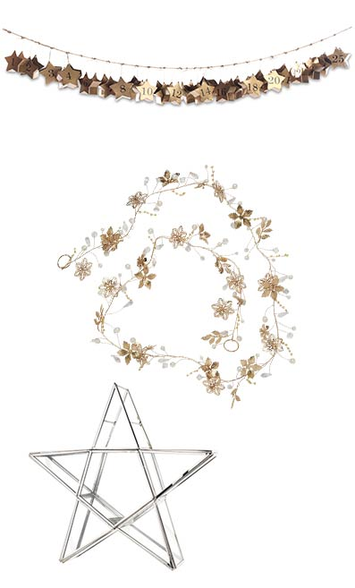 Star Garland Advent Calendar – Amara