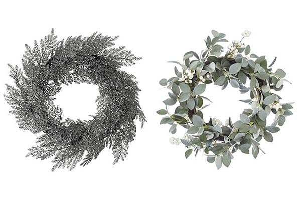 15 Fabulous Christmas Wreaths for Your Store