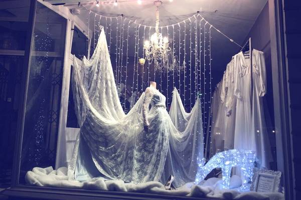 Winter Display - Claire Mischevani
