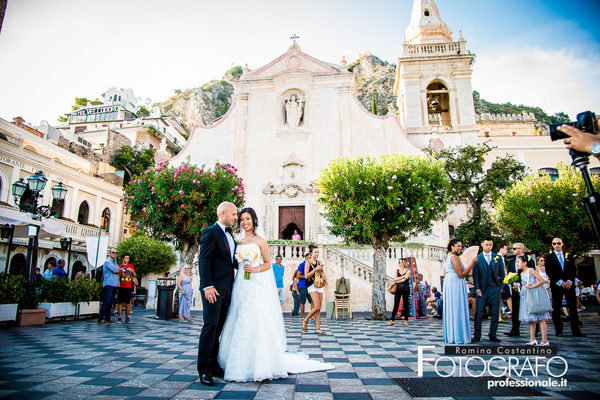 Sicilian Wedding Day
