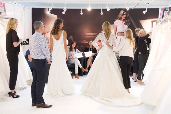 Everything You Need to Know about London Bridal Week 2018
