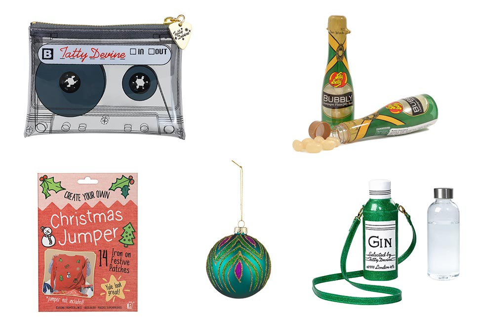 Christmas gifts for £10 or under