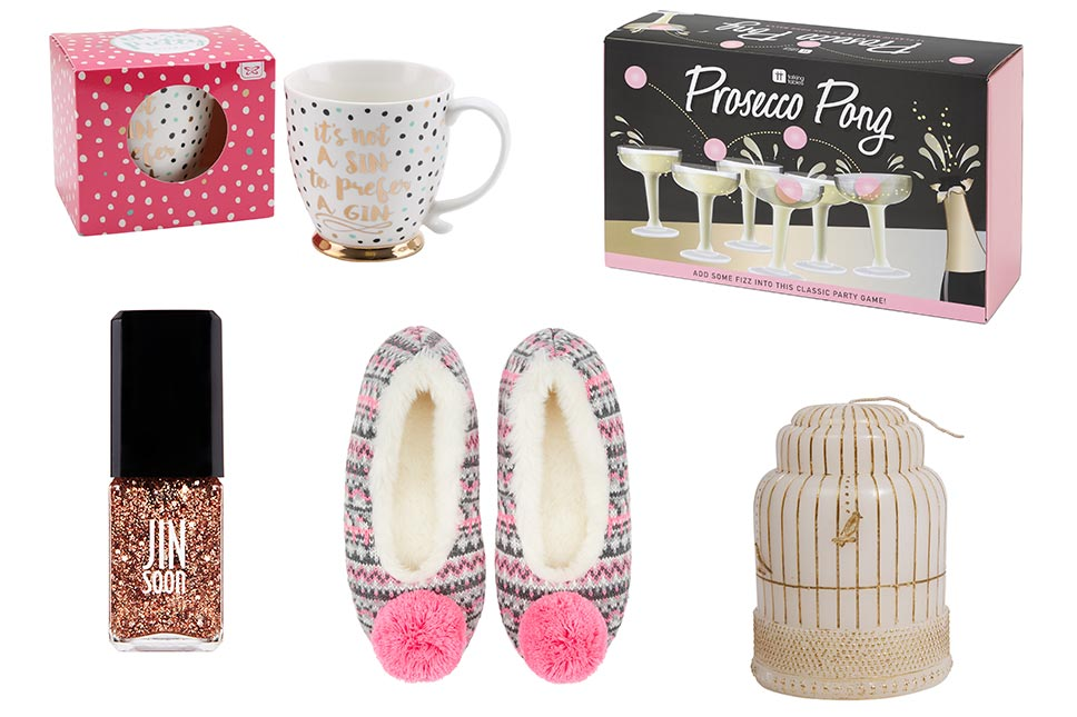 Christmas gifts priced between £11 and £20