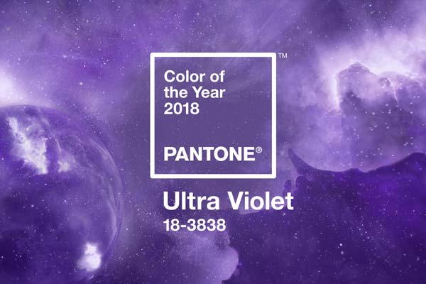 The New Pantone Colour of the Year 2018 has Been Announced
