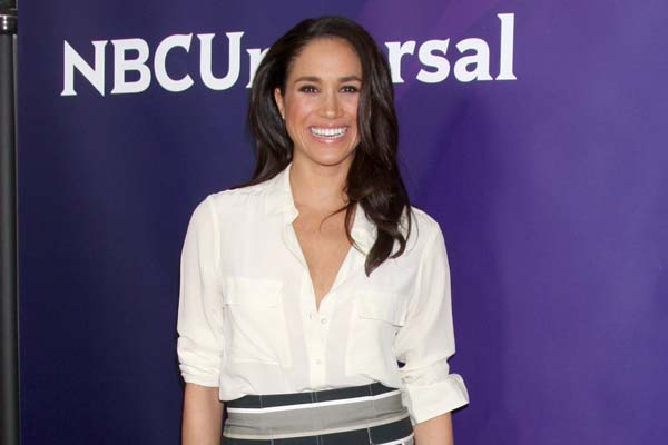Meghan Markle's Wedding Dress: What Will She Wear?