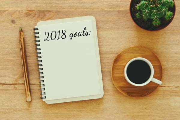 Five Industry Experts Share Their New Year's Business Resolutions
