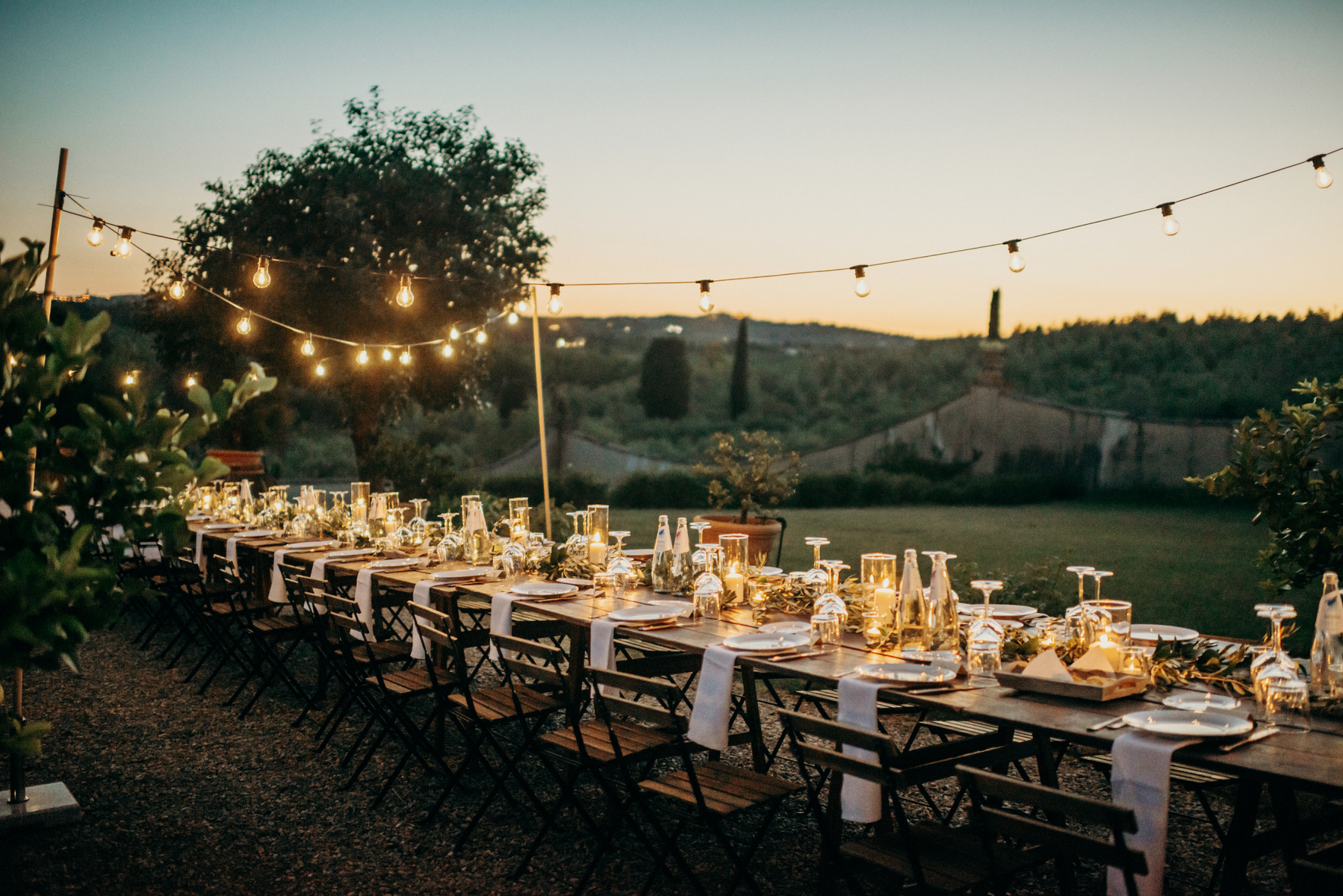 Tuscan Weddings