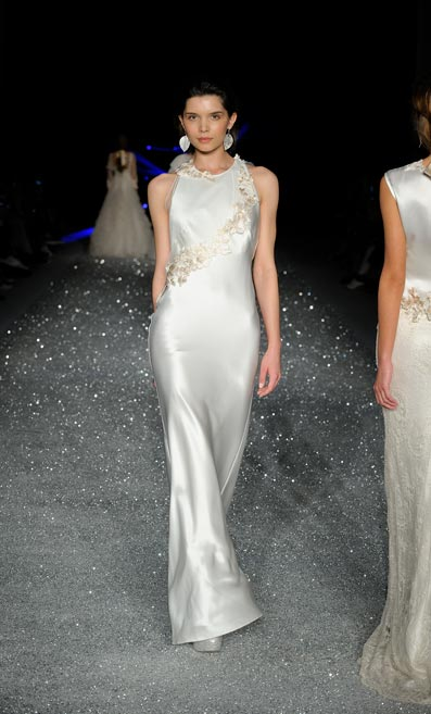 David Fielden is the latest designer to join luxury bridal trade show White Gallery