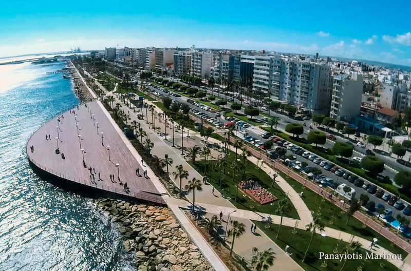 L is for pledging your Love in Limassol