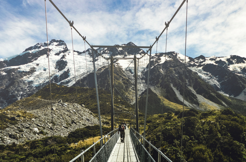 Top 5 things to do in New Zealand