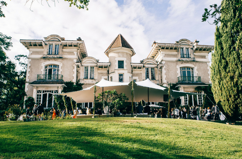 3 STUNNING WEDDING VENUES IN SOUTH WEST FRANCE