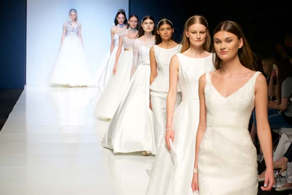 A Buyer's Guide to London Bridal Week and White Gallery