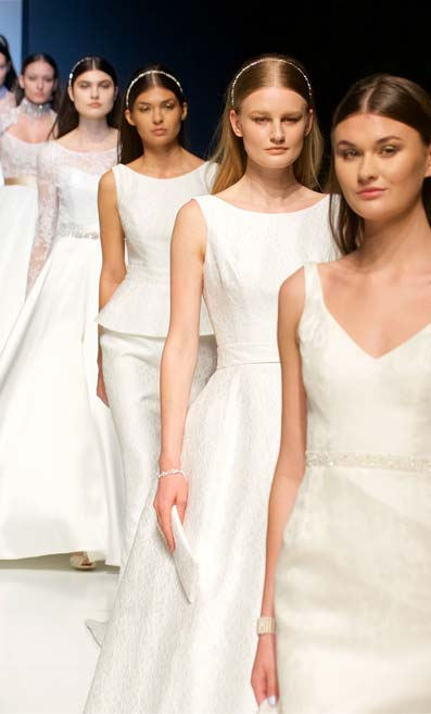 London Bridal Week buyer's guide