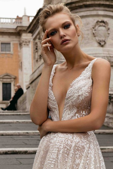 See Innocentia's collections at London Bridal Week