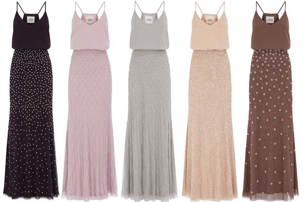 Motee Maids' New Bridesmaid Collection has been Confirmed for White Gallery