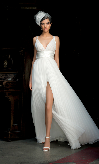 Valentini Spose will be walking the catwalks at this year's White Gallery