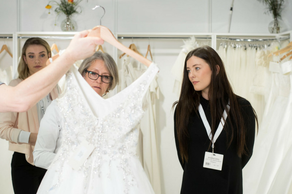 Exhibitors' Views on the First Ever Co-located London Bridal Week and White Gallery