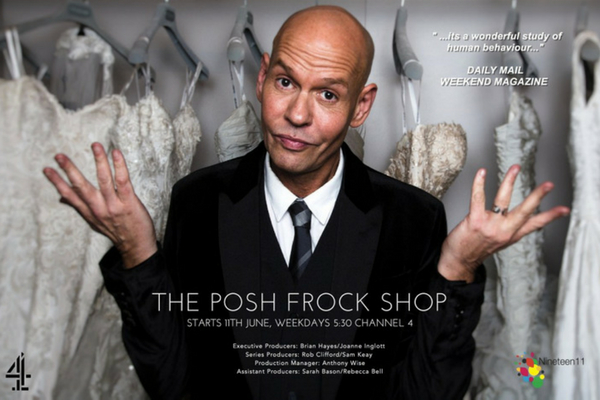The Posh Frock Shop: A Review