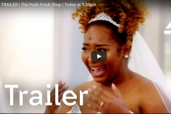 Watch the Trailer for The Posh Frock Shop Here