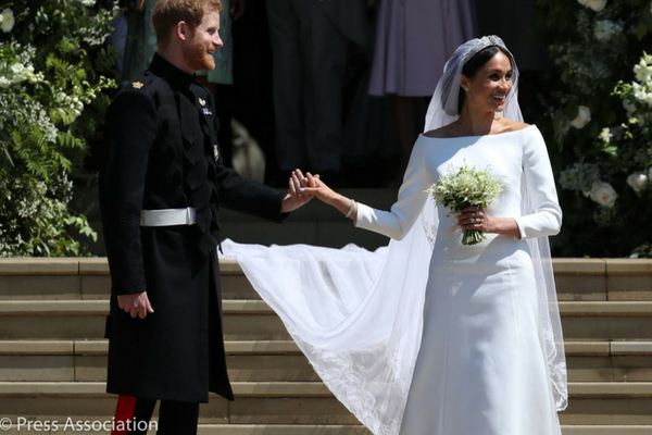 Help Your Brides to Avoid Royal Wedding Dress Scams