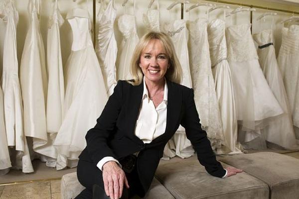 Caroline Castigliano Discusses Meghan Markle's Dress Choice