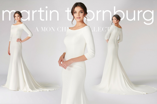 See The Meghan Markle Inspired Dress From Martin Thornburg A Mon
