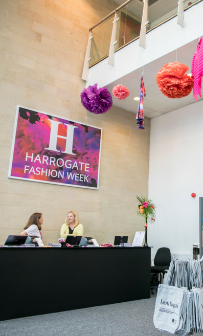 Harrogate Fashion Week makes a return for 2018