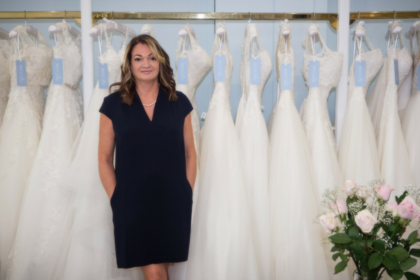 My Diary: Stephanie Hanks, Bridalwear Retailer