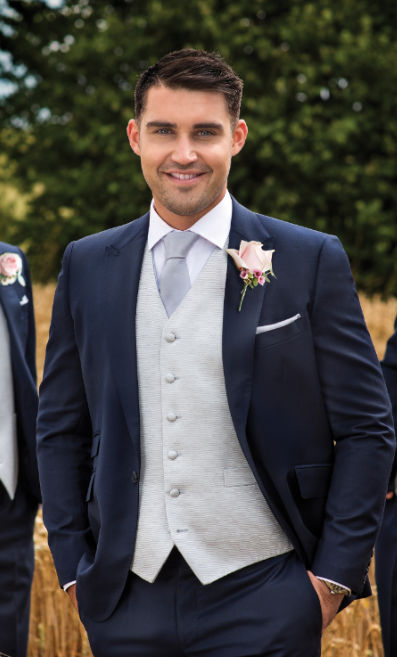 Cameron Ross Formal Suit Hire staying ahead of the trends